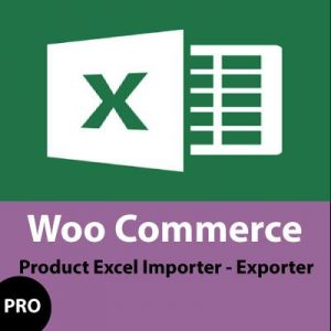 woocommerce product excel importer exporter premium
