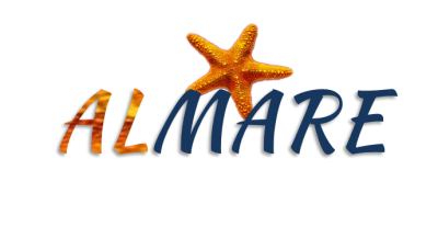 Logo for Almare Resort in Preveza