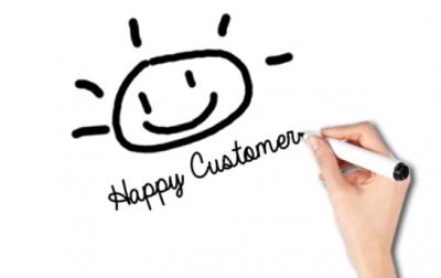 Ευχαριστημένοι Πελάτες χωρίς Αμφιβολίες