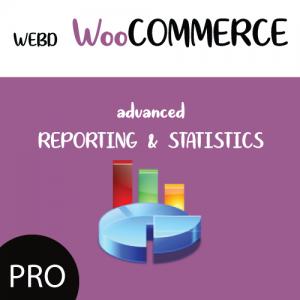 Woocommerce Advanced Reporting and Statistics