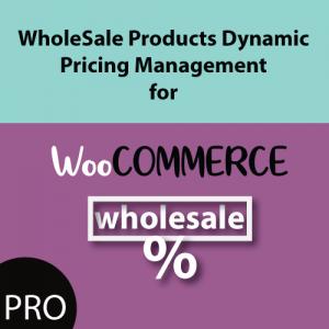 B2B WooCommerce Χονδρικής και Δυναμική Τιμολόγηση Προιόντων