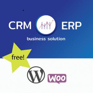 CRM ERP Εμπορικό Σύστημα Μηχανογράφησης για Μικρομεσαίες Επιχειρήσεις στο WordPress & WooCommerce